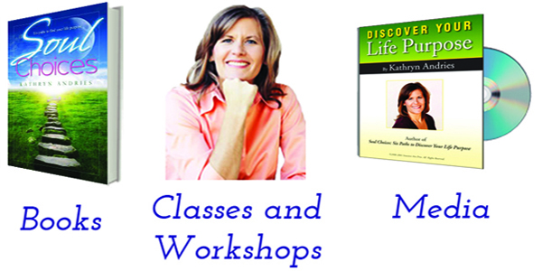 Kathryn Andries: Books, Classes, Workshops, and Media
